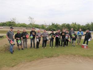 1. Ostcup-Lauf in Pamhagen 2019