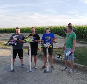 3. Ostcup-Lauf beim AMC-Tulln